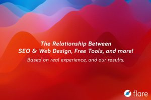 Michigan SEO, Web Design, Free SEO Tools, Flare Web Design